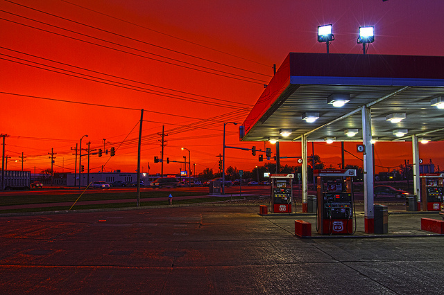 how to start a petrol station business