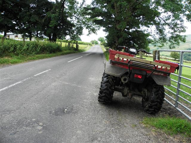 Do you know the rules around driving a quad on the road ...
