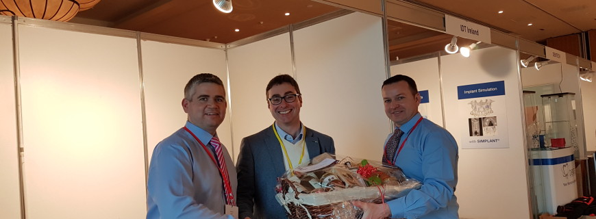 Irish Dental Association (IDA) Annual Conference Hamper Winner