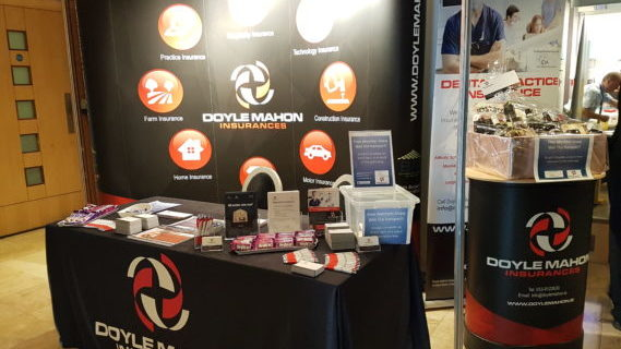 Come Visit us at Stand 20 at the IDA Annual Conference in The Galmont Hotel, Glaway